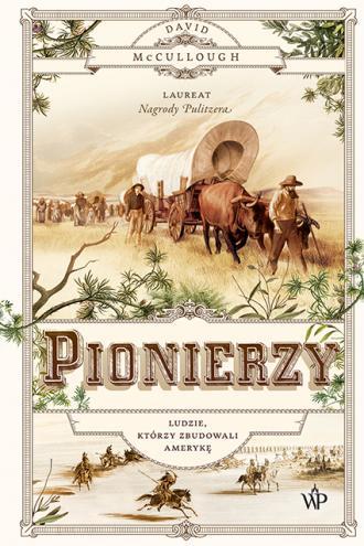 Pionierzy - okładka książki
