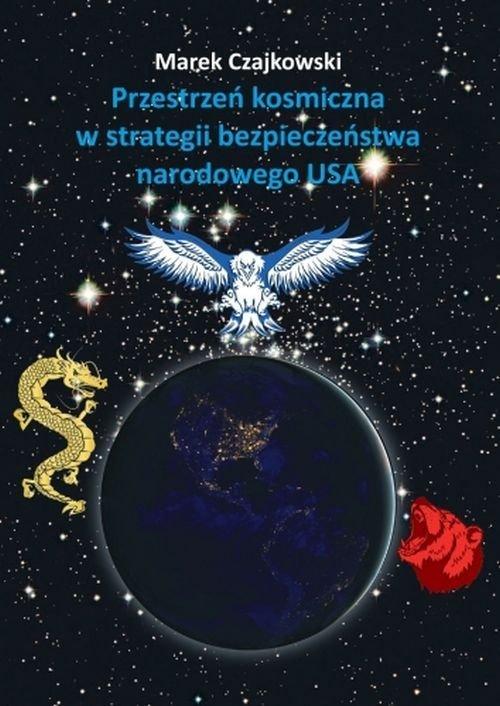 Przestrzeń kosmiczna w strategii - okładka książki