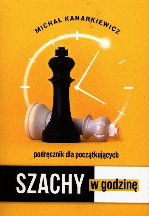 Szachy w godzinę - okładka książki