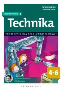 Technika SP 4-6. Część techniczna - okładka podręcznika