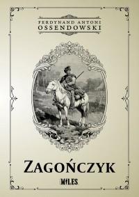 Zagończyk - okładka książki