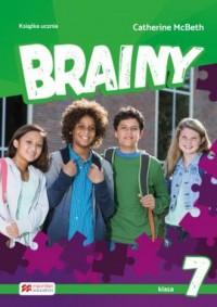 Brainy 7 SB - okładka podręcznika
