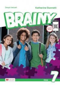 Brainy 7 WB - okładka podręcznika