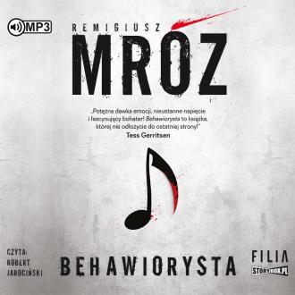 Behawiorysta (CD mp3) - pudełko audiobooku
