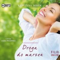 Droga do marzeń (CD mp3) - pudełko audiobooku