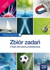 Fizyka. Zbiór zadań z fizyki dla - okładka podręcznika