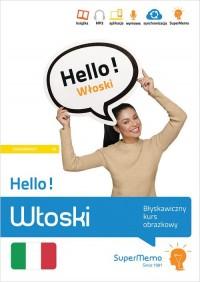 Hello! Włoski Błyskawiczny kurs - okładka podręcznika