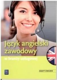 Język angielski zawodowy w branży - okładka podręcznika
