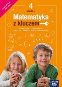 Matematyka z kluczem. Podręcznik - okładka podręcznika
