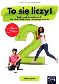 Matematyka ZSZ 2. To się liczy! - okładka podręcznika