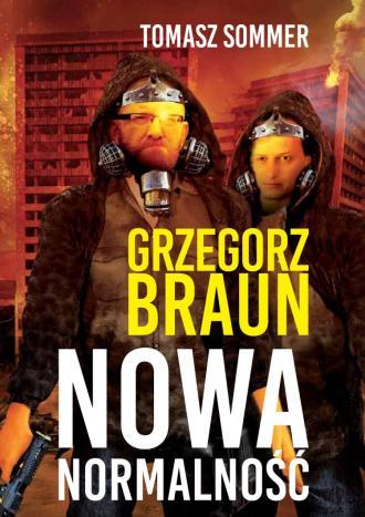 Nowa normalność - okładka książki