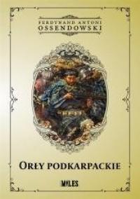 Orły podkarpackie - okładka książki