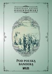 Pod polską banderą - okładka książki
