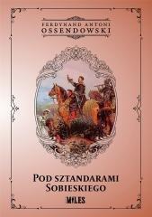 Pod sztandarami Sobieskiego - okładka książki