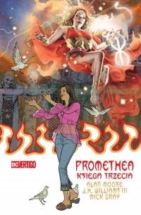 Promethea. Tom 3 - okładka książki