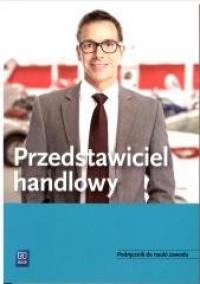 Przedstawiciel handlowy. Podręcznik - okładka podręcznika