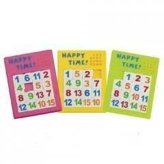 Przesuwana układanka liczbowa - zdjęcie zabawki, gry