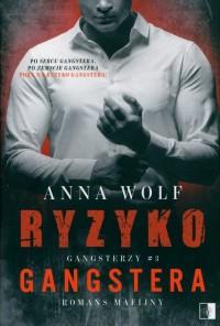 Ryzyko gangstera - okładka książki