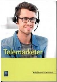 Telemarketer. Podręcznik do nauki - okładka podręcznika