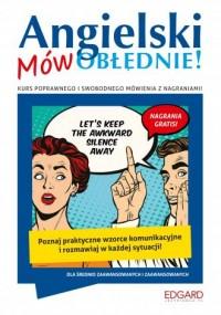 Angielski Mów OBŁĘDNIE! - okładka podręcznika