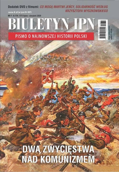 Biuletyn IPN nr (176-177) 7-8/2020 - okładka książki