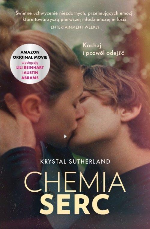 Chemia serc - okładka książki