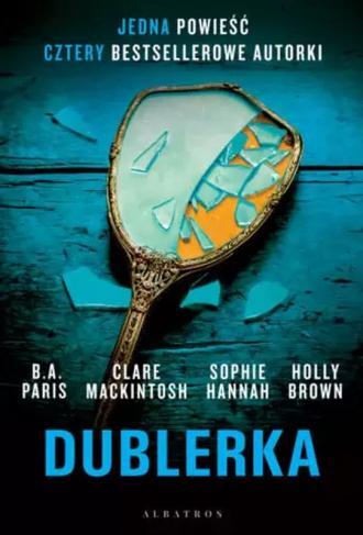 Dublerka - okładka książki