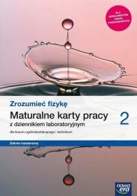 Fizyka LO 2 Zrozumieć fizykę KP - okładka podręcznika