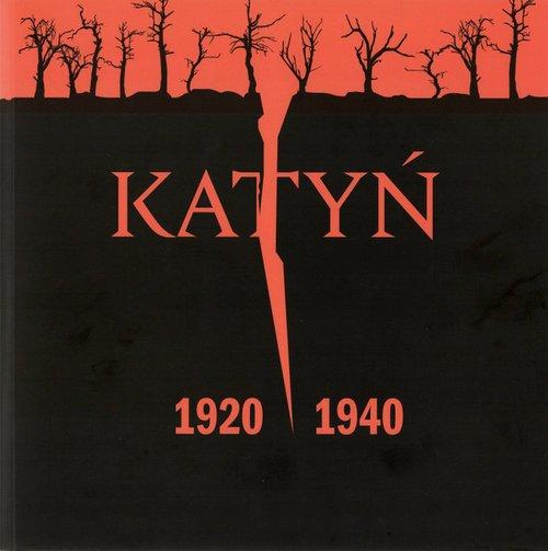 Katyń 1920 - 1940 - okładka książki