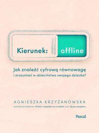 Kierunek: offline. Jak znaleźć - okładka książki