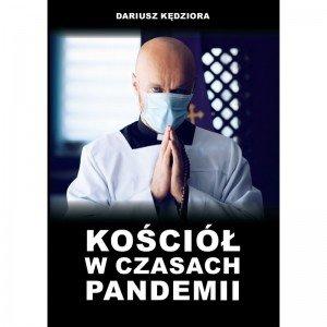 Kościół w czasach pandemii - okładka książki