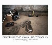 Prace Biura Poszukiwań i Identyfikacji - okładka książki