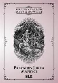 Przygody Jurka w Afryce - okładka książki