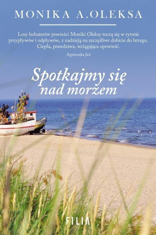 Spotkajmy się nad morzem - okładka książki