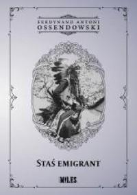 Staś emigrant - okładka książki