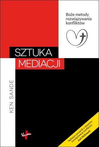 Sztuka mediacji - okładka książki