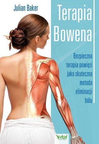 Terapia Bowena. Bezpieczna terapia - okładka książki