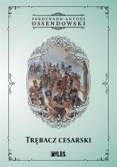 Trębacz cesarski - okładka książki