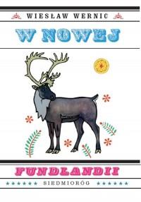 W Nowej Fundlandii - okładka książki