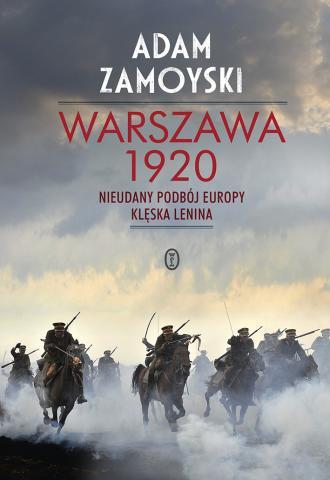 Warszawa 1920. Nieudany podbój - okładka książki