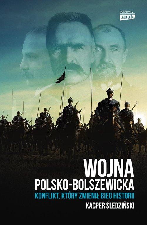 Wojna polsko-bolszewicka - okładka książki