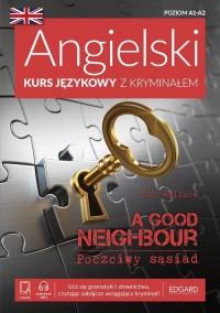 Angielski. Kurs językowy z kryminałem - okładka podręcznika