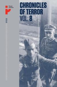 Chronicles of Terror. Vol. 8 - okładka książki