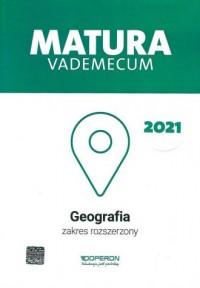 Matura 2021. Geografia. Vademecum. - okładka podręcznika