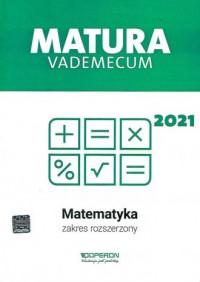 Matura 2021. Matematyka. Vademecum. - okładka podręcznika
