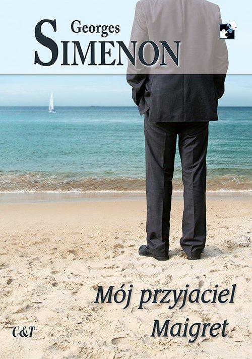 Mój przyjaciel Maigret - okładka książki