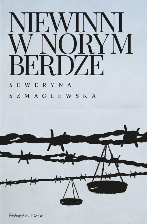 Niewinni w Norymberdze - okładka książki