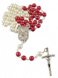 Różaniec z okazji beatyfikacji - zdjęcie