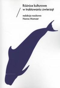 Różnice kulturowe w traktowaniu - okładka książki