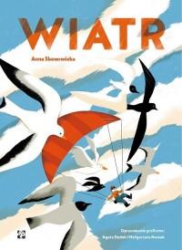 Wiatr - okładka książki